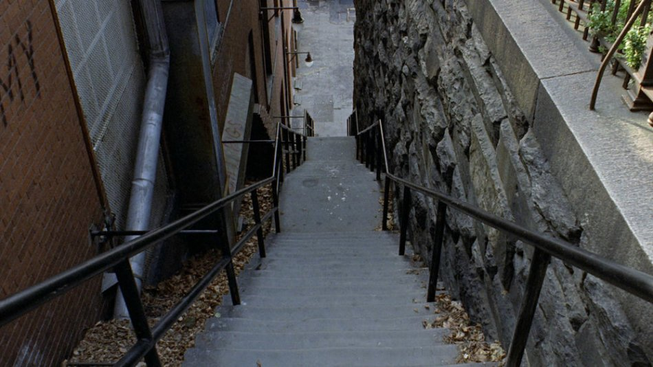 Be sure to take caution running up and down these famous stairs on the campus of Georgetown University, and certainly take caution when watching The Exorcist (1973)
